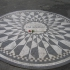 New York - Central Park - Strawberry Fields